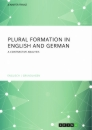 Title: Plural Formation in English and German