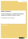 Title: Curated Shopping. Geschäftsmodellanalyse anhand des Business Model Canvas