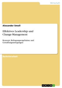Title: Effektives Leadership und Change-Management