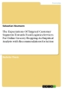 Titel: The Expectations Of Targeted Customer Segments Towards Food-Logistics-Services For Online Grocery Shopping. An Empirical Analysis with Recommendations for Action