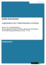 Titel: Legitimation der Ostkolonisation Livlands