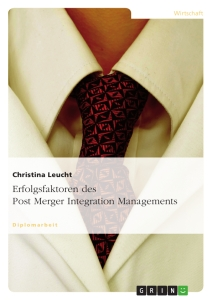 Titel: Erfolgsfaktoren des Post Merger Integration Managements