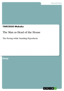 Title: The Man as Head of the House