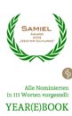 Titel: YEAR(E)BOOK SAMIEL AWARD 2014