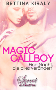 Titel: Magic Callboy (Erotik)