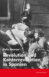 Titel: Revolution und Konterrevolution in Spanien