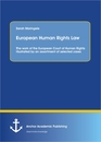 Title: European Human Rights Law