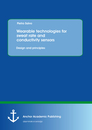Title: Wearable technologies for sweat rate and conductivity sensors: design and principles