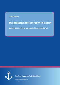 Title: The paradox of self-harm in prison: psychopathy or an evolved coping strategy?