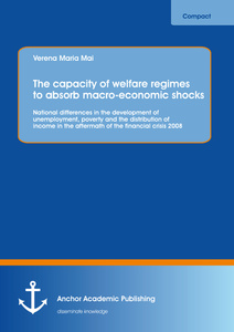 Title: The capacity of welfare regimes to absorb macro-economic shocks: National differences in the development of unemployment, poverty and the distribution of income in the aftermath of the financial crisis 2008