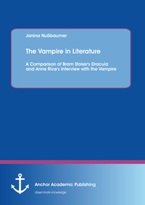 Title: The Vampire in Literature: A Comparison of Bram Stoker's Dracula and Anne Rice's Interview with the Vampire