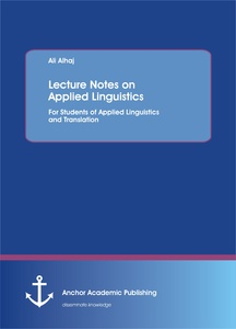 Title: Lecture Notes on Applied Linguistics