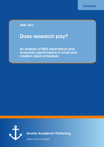 Title: Does research pay?