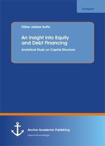 Title: An Insight into Equity and Debt Financing
