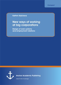 Title: New ways of working at big corporations