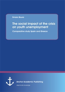 Title: The social impact of the crisis on youth unemployment: Comparative study Spain and Greece