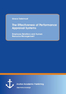 Title: The Effectiveness of Performance Appraisal Systems: Employee Relations and Human Resource Management