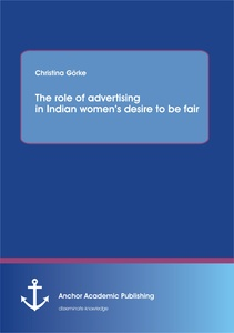 Title: The role of advertising in Indian women's desire to be fair
