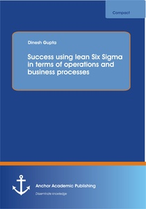 Title: Success using lean Six Sigma in terms of operations and business processes