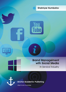 Title: Brand Management with Social Media: In Service Industry