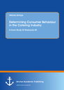 Title: Determining Consumer Behaviour in the Catering Industry
