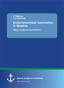 Title: Endomycorrhizal Association in Sesame. Effects on Growth and Nutrition