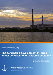 Title: The sustainable development of Russia under conditions of an unstable economy (published in Russian)