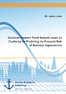 Title: Customer Payment Trend Analysis based on Clustering for Predicting the Financial Risk of Business Organizations