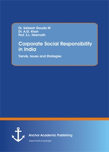 Title: Corporate Social Responsibility in India. Trends, Issues and Strategies