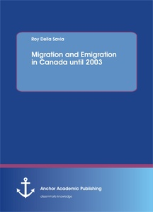 Title: Migration and Emigration in Canada until 2003