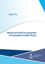 Title: Optical and electrical properties of topological insulator Bi2Se3