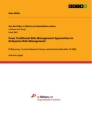Titel: From Traditional Risk Management Approaches to Enterprise Risk Management