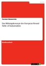 Titel: Das Bildungskonzept des European Round Table of Industrialists