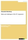 Titel: Risks and challenges of the EU expansion