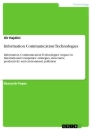 Titel: Information Communication Technologies