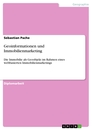 Titel: Geoinformationen und Immobilienmarketing