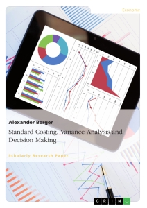 Titel: Standard Costing, Variance Analysis and Decision-Making