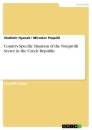 Titel: Country-Specific Situation of the Nonprofit Sector in the Czech Republic