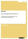 Titel: Issues Management im Web 2.0