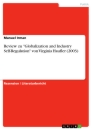 "Titel: Review zu ""Globalization and Industry Self-Regulation"" von Virginia Haufler (2003)"