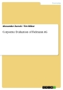 Titel: Corporate Evaluation of Fielmann AG
