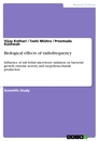 Titel: Biological effects of radiofrequency