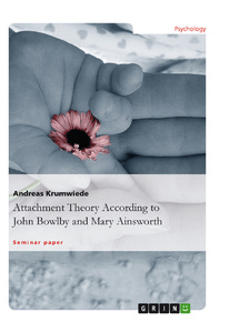 Titel: Attachment Theory According to John Bowlby and Mary Ainsworth