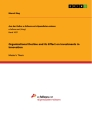 Titel: Organizational Decline and its Effect on Investments in Innovation