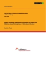 Titel: Export Channel Integration Decisions of Small and Medium-sized Enterprises. A Literature Review