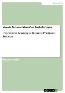 Titel: Experiential Learning of Business Practicum Students