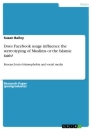Titel: Does Facebook usage influence the stereotyping of Muslims or the Islamic faith