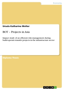 Titel: BOT – Projects in Asia