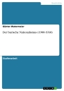 Titel: Der burische Nationalismus (1900-1930)