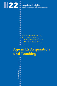 Title: Age in L2 Acquisition and Teaching